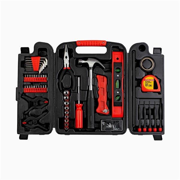 Fuller® Innovak Fuller Homeowner's Tool Kit, 134 pcs 997-0132