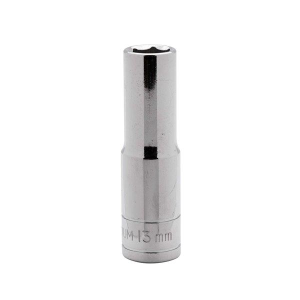 Douille longue Fuller Pro d'Innovak, prise de 1/2 po, métrique, 18 mm