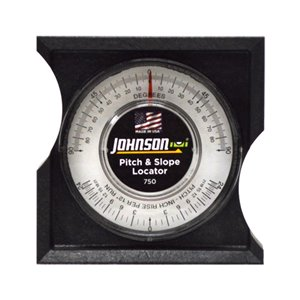 Johnson Level Pitch and Slope Locator