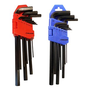 Innovak Fuller Pro SAE and Metric Hex Key Set - 22 pc