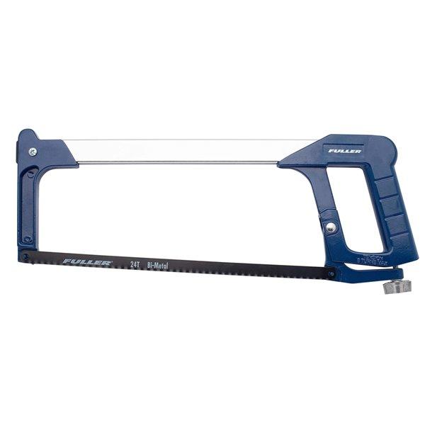 Fuller Tool Innovak Fuller Pro Heavy-Duty Hacksaw with Square Frame - 12-in 320-0088