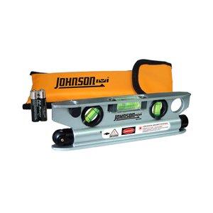 Niveau torpille laser magnétique Johnson Level