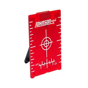Johnson Level Magnetic Floor Target
