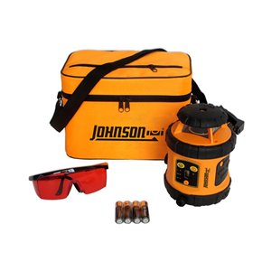 Johnson Level 40-6515 Self-Leveling Rotary Laser