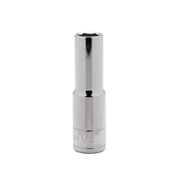 Innovak Fuller Pro Deep Socket - 1/2-in Drive - SAE - 7/8-in