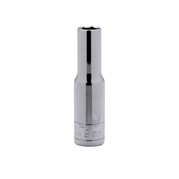 Douille longue Fuller Pro d'Innovak, prise de 3/8 po, métrique, 9 mm