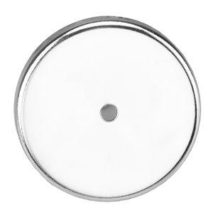 Innovak Fuller Precision Shallow Pot Magnet - 3-1/8-in