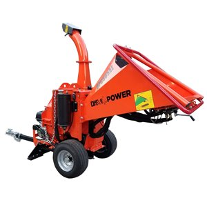 DK2 Power Auto Feed Chipper with Electric Start