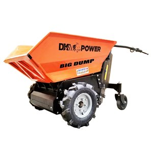 Benne tout terrain DK2 Power, capacité de 1100 lb