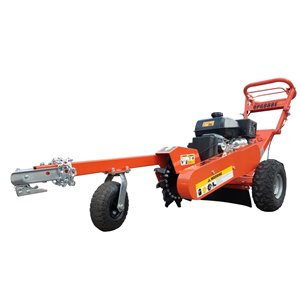 DK2 Stump Grinder - Electric Commercial Cutter - 14 HP Motor