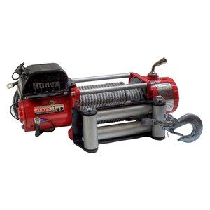 Treuil électrique avec câble en acier de Runva, 12 V, 11 000 lb, moteur de 6,5 hp