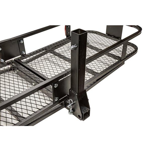 Support d'attelage porte-bagages pour voiture de DK2