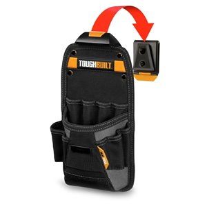 TOUGHBUILT Technician Pouch - Black