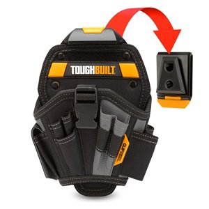 TOUGHBUILT Drill Holster - Large - Black