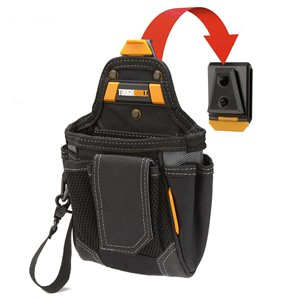 TOUGHBUILT Warehouse Pouch - Black