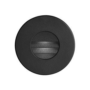 Dainolite Signature Wall Light - LED - 3.65-in - Black