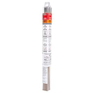 Lincoln Electric E6011 Welding Stick - Tube - 1/8-in - 1 lb