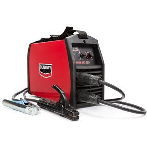Lincoln Electric Century Inverter ARC 230 Stick Welder - 10-ft - 240 V