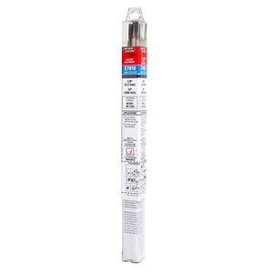 Lincoln Electric 7018AC Welding Stick- Tube - 1/8-in - 1 lb