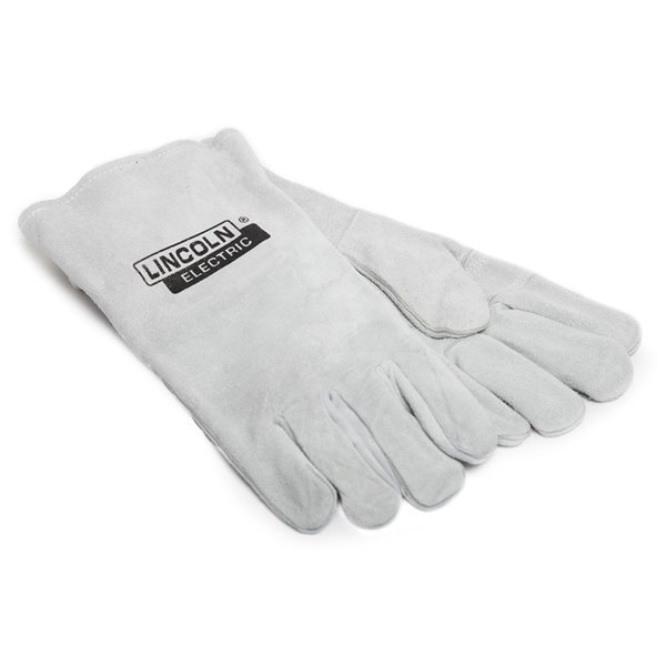 Lincoln Electric Welding Gloves - Gray