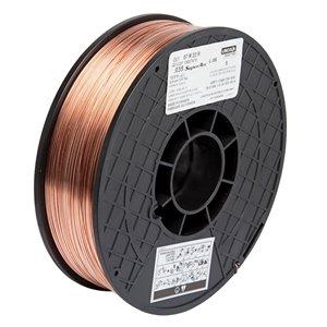 Fil MIG pour soudage SuperArc L-56 de Lincoln Electric, 0,030 po, 12.5 lb