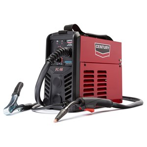 Lincoln Electric Century FC 90 Fluxed-Cored Wire Welder - 120 V - 5.75-in x 17-in x 11.25-in