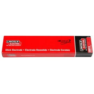 Lincoln Electric Fleetweld 37 E6013 Welding Stick - Box - 1/8-in - 5 lb