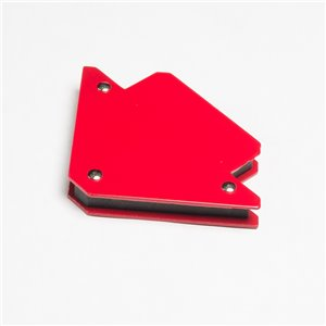 Lincoln Electric Welding Magnet - Small - Red
