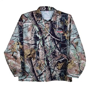 Veste de soudage Lincoln Electric, large, camouflage