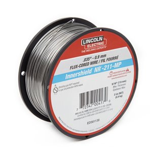 Lincoln Electric Flux-Cored Welding Wire - 0.035-in - 2 lb