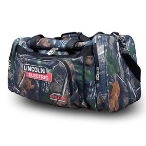 Sac de soudage Lincoln Electric, camouflage
