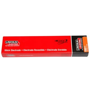 Lincoln Electric Fleetweld 180 E6011 Welding Stick - Box - 1/8-in - 5 lb