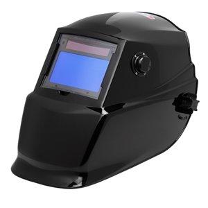 Lincoln Electric Welding Helmet - Auto Darkening - Midnight Black