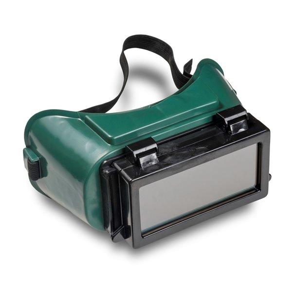 Lunettes de soudage Lincoln Electric, vert