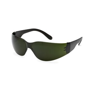 Starlite Lincoln Starlite IR 5 Safety Glasses - Black