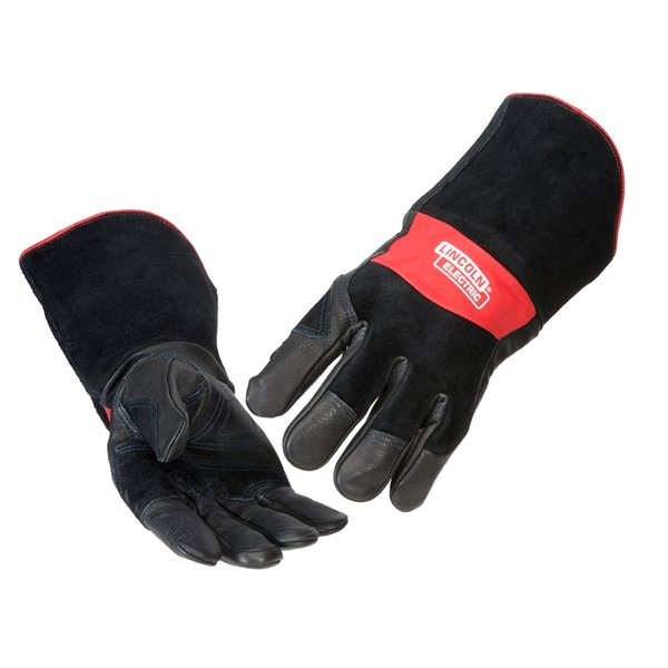 Lincoln Electric Welding Gloves - XL - Black
