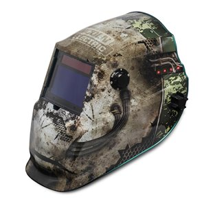Lincoln Electric Welding Helmet - Auto Darkening - Marauder