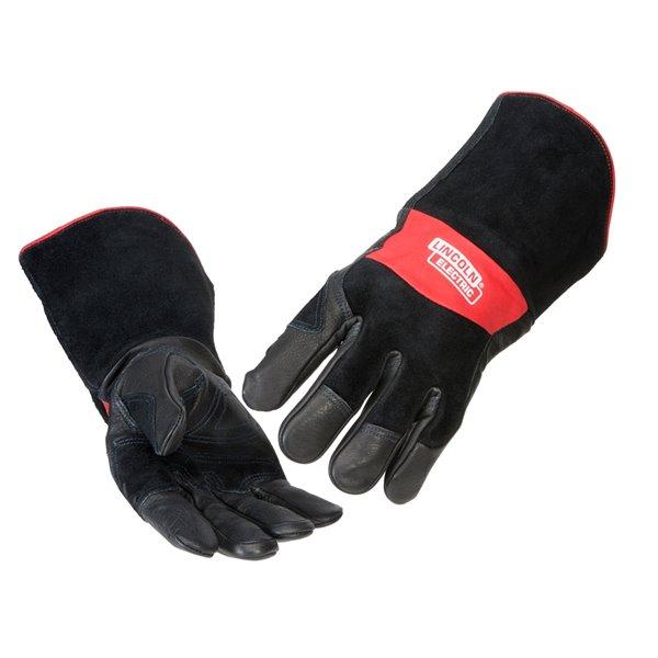 Lincoln Electric Welding Gloves - Medium - Black