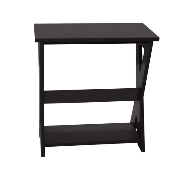 My Custom Sports Chair Outdoor End Table - Black