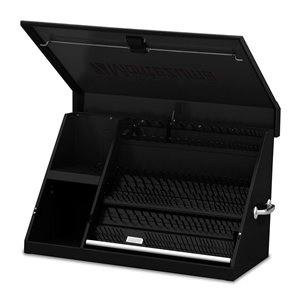 Montezuma Triangle Toolbox  for more than  280 tools - Black - 36-in