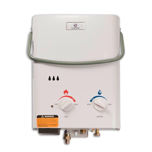 Ensemble chauffe-eau sans réservoir Eccotemp L5 avec pompe 12 V