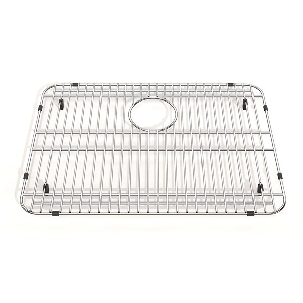 Kindred Stainless Steel Bottom Grid for Kitchen Sink - 21-in x 15-in x 1-in
