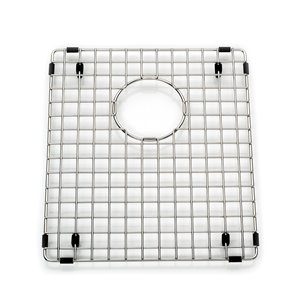 Kindred Stainless Steel Bottom Grid for Kitchen Sink - 12.75-in x 17.88-in x 1-in