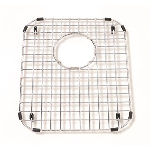 Kindred Stainless Steel Bottom Grid for Kitchen Sink - 11.88-in x 14.25-in x 1-in