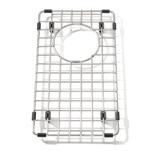 Kindred Stainless Steel Bottom Grid for Kitchen Sink - 7.75-in x 14-in x 1-in