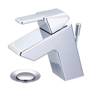Olympia Faucet i3 Single-Handle Bathroom Faucet - Polished Chrome