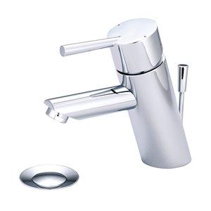 Olympia Faucet i2 1-Handle Bathroom Faucet - Polished Chrome