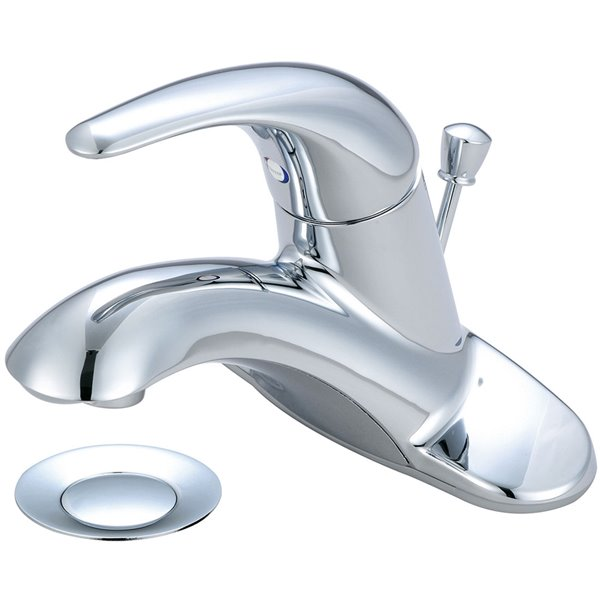 Pioneer Industries Legacy Single-Handle Bathroom Faucet - Polished Chrome