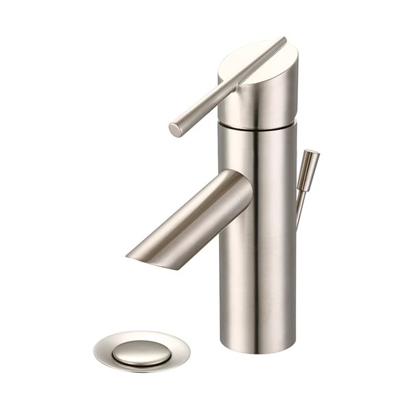 Olympia Faucet i2v Single-Handle Bathroom Faucet - Brushed Nickel