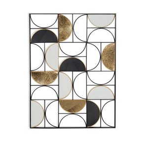 Gild Design House Danilo Metal Wall Decor - 40-in x 1-in x 30-in